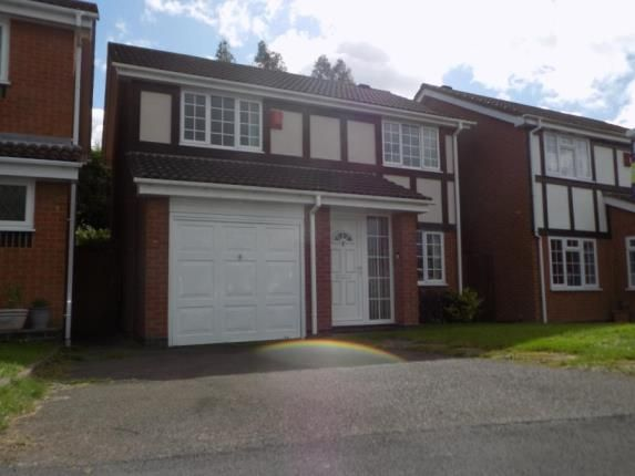 Thumbnail Detached house for sale in Wareing Drive, Birmingham, West Midlands