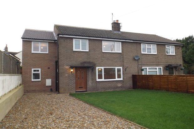 Thumbnail Semi-detached house to rent in St. Johns Close, Bishop Monkton, Harrogate