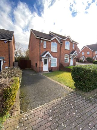 2 bed semi-detached house to rent in Highland Drive, Sutton-In-Ashfield NG17