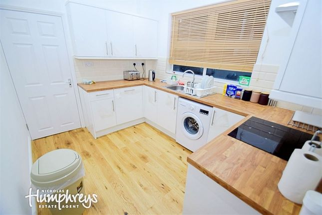 Thumbnail Terraced house to rent in The Parkway, Shelton