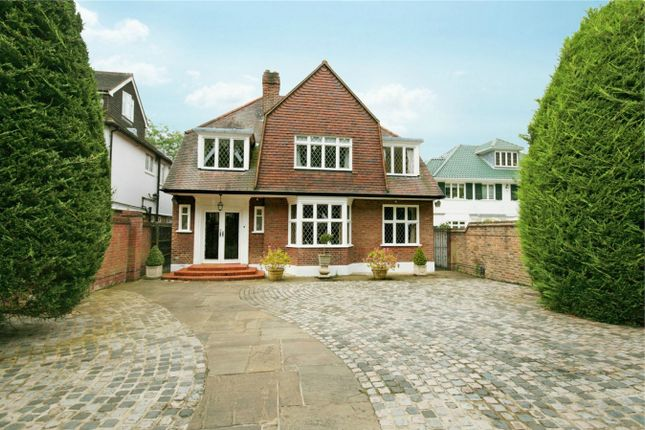 Thumbnail Detached house to rent in Hartington Road, London