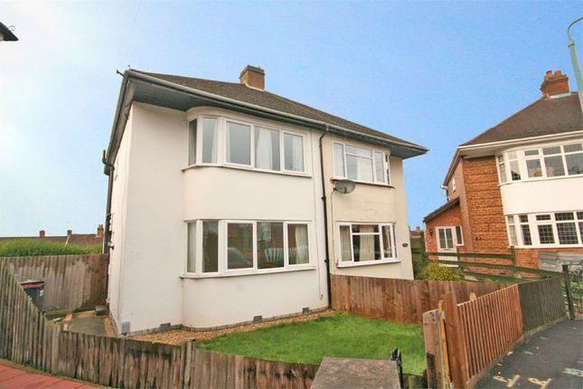 Thumbnail Semi-detached house to rent in Bennett Street, Town Centre, Rugby, Warwickshire