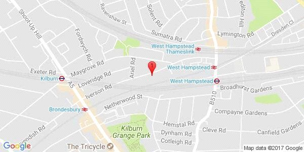 Iverson Road West Hampstead London Nw6 2 Bedroom Flat