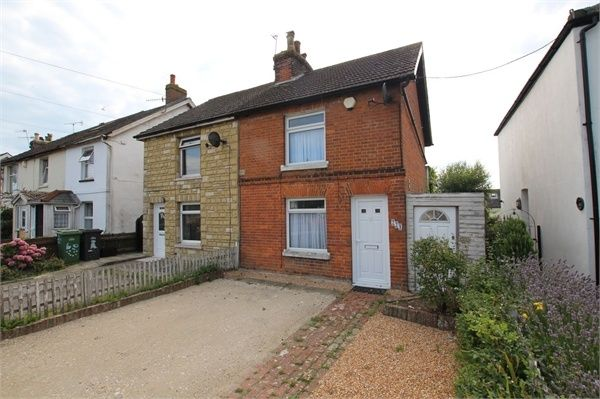 Thumbnail Semi-detached house for sale in Battle Road, St Leonards-On-Sea, East Sussex