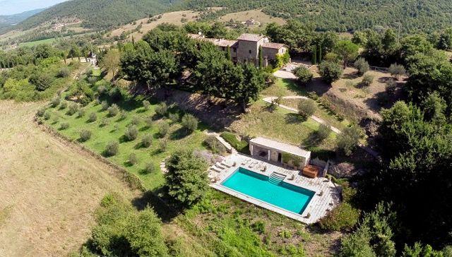 Thumbnail Farmhouse for sale in Castel Rigone, Passignano Sul Trasimeno, Perugia, Umbria, Italy