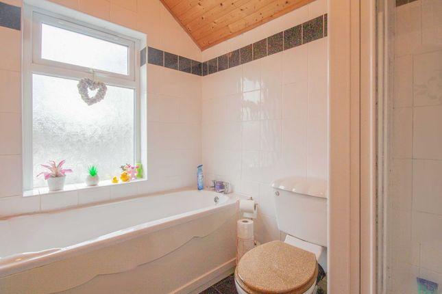 Bathroom of Cambridge Street, Spondon, Derby DE21