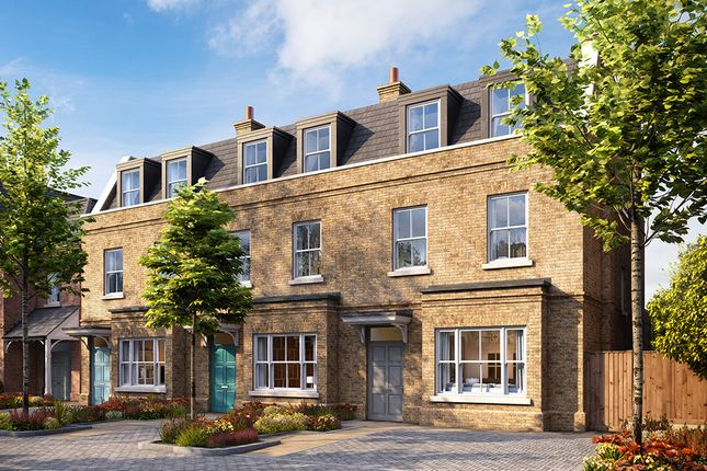 Thumbnail Terraced house for sale in Church Road, Richmond, London