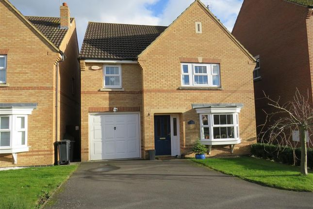 Thumbnail Detached house for sale in Sunningdale Drive, Rushden