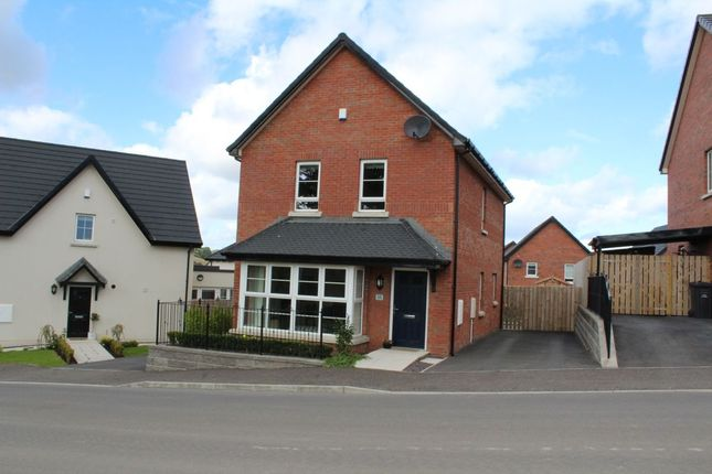 Thumbnail Semi-detached house to rent in Millmount Village Park, Dundonald, Belfast