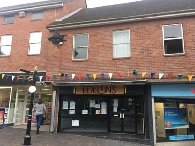 Thumbnail Retail premises to let in 41B High Street, Stone, Staffordshire