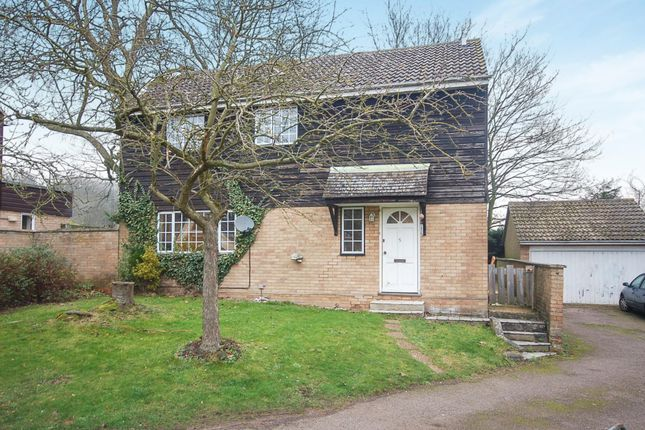 Thumbnail Detached house to rent in Eliot Close, Thetford, Norfolk