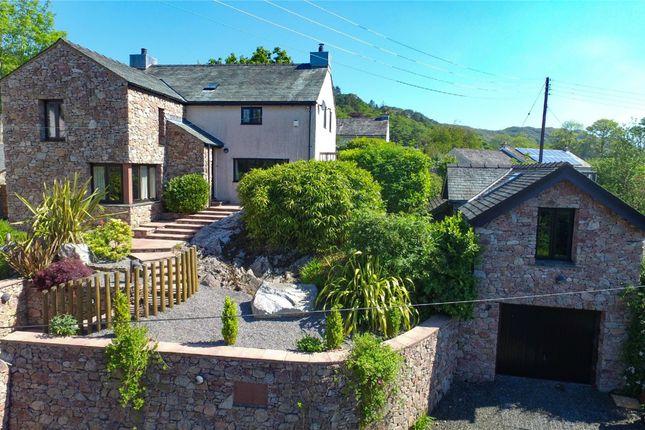 Thumbnail Detached house for sale in Randle House, 3 Hillside, Eskdale, Holmrook