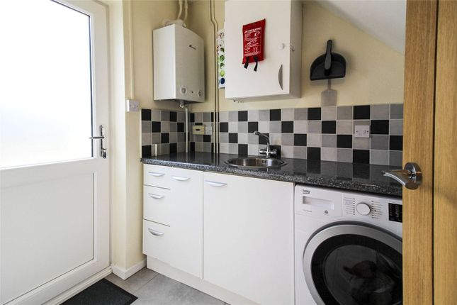 Utility Room of Devitt Way, Broughton Astley, Leicester, Leicestershire LE9
