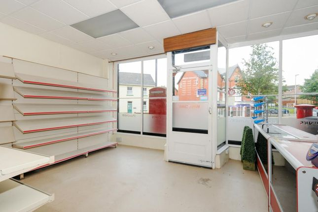 Thumbnail Commercial property for sale in Grosvenor Road, Llandrindod Wells.