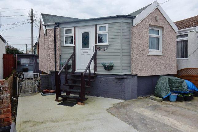 Thumbnail Detached bungalow for sale in Morris Avenue, Jaywick, Clacton-On-Sea