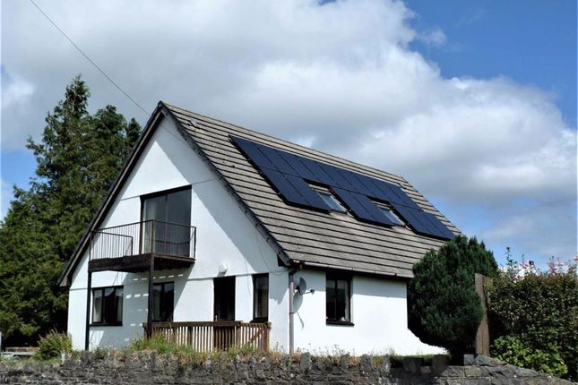 Thumbnail Detached house for sale in Coed Lodge, St Harmon, Rhayader