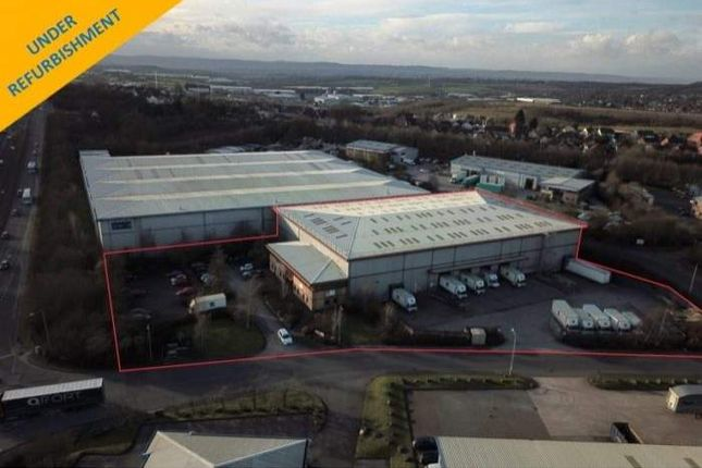 Thumbnail Light industrial to let in Former Bunzl Premises, Orchard Way, Sutton-In-Ashfield