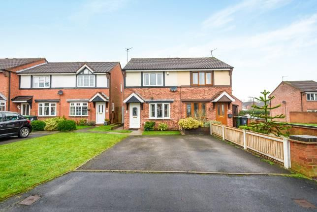 Thumbnail Semi-detached house for sale in Trevose Close, Bloxwich, Walsall