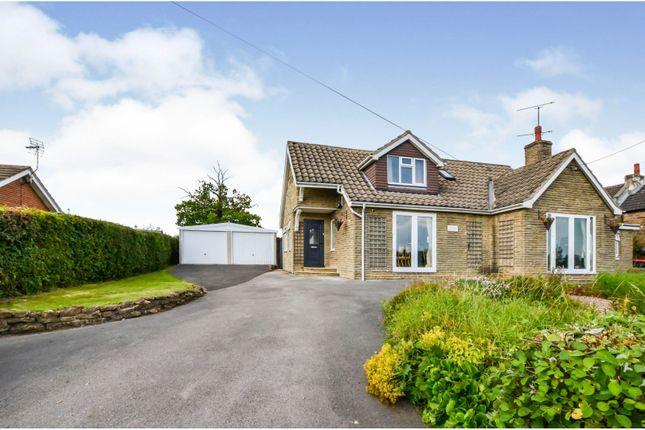 Thumbnail Detached bungalow for sale in Toad Lane, Brampton En Le Morthern
