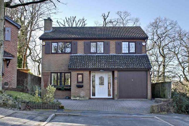 4 bed detached house for sale in Minden Close, Chineham, Basingstoke