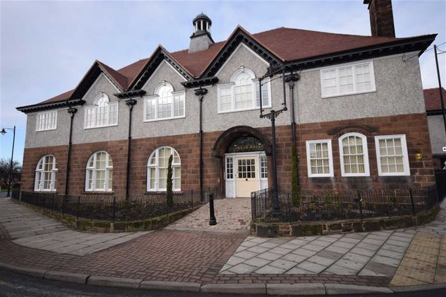Thumbnail Flat to rent in Hesketh Hall, Port Sunlight, Wirral