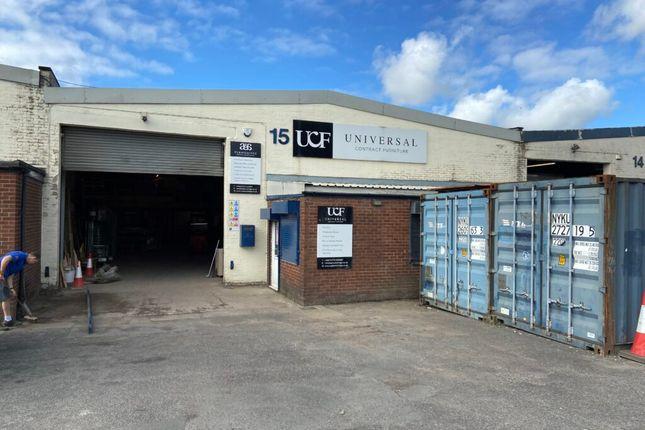 Thumbnail Industrial to let in Centurion Industrial Estate, Centurion Way, Farington, Leyland
