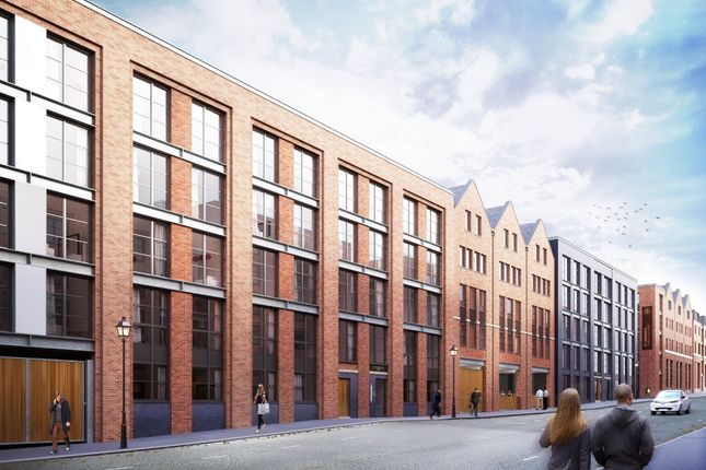 Thumbnail Flat for sale in Camden House, St George's Urban Village, Carver Street, Jewellery Quarter