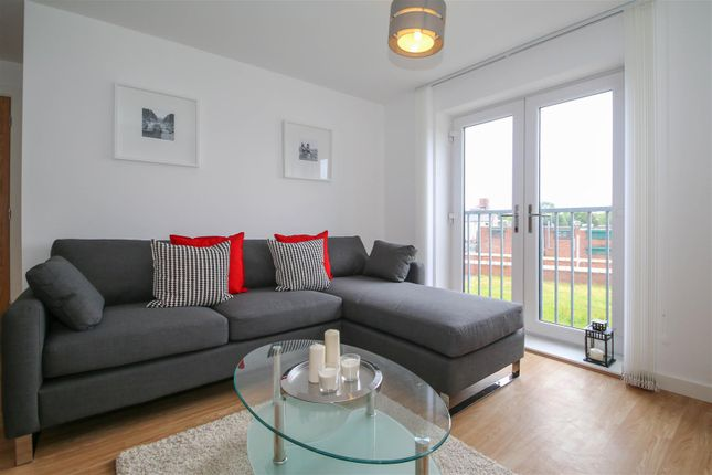 2 bed flat to rent in The Quantum, Chapeltown Street, Manchester