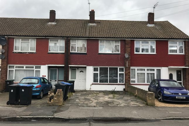 Thumbnail Terraced house for sale in Avondale Crescent, Enfield