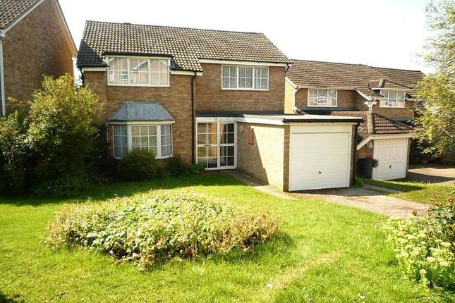 Thumbnail Detached house to rent in Sunnycroft, Downley, High Wycombe