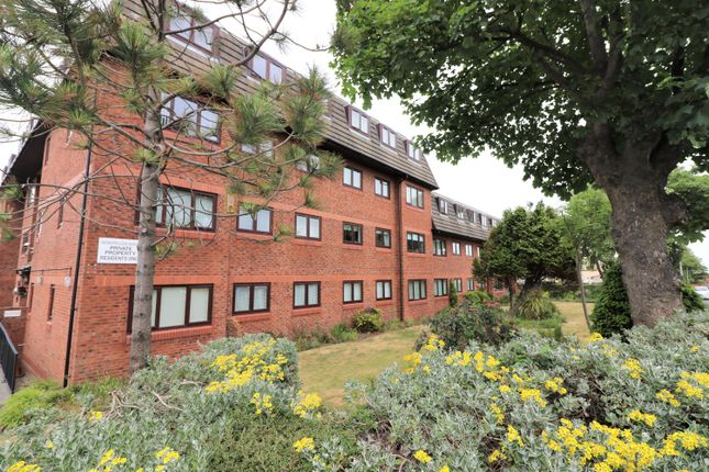 Thumbnail Flat for sale in Montpellier House, Wallasey
