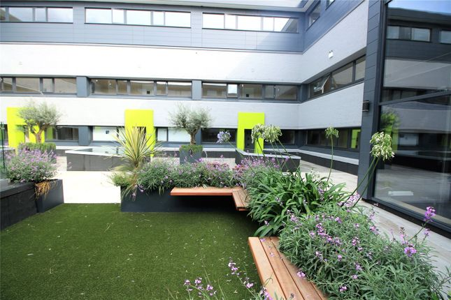 Courtyard of Station Square, Bergholt Road, Colchester, Essex CO4