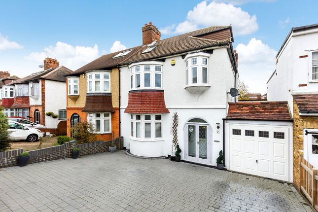 Thumbnail Semi-detached house for sale in Sandhurst Road, Bexley