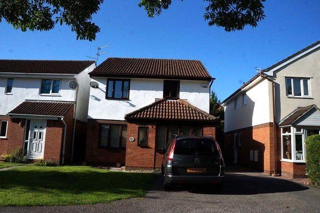 3 bedroom detached house for sale in The Maltings, Pontprennau, Cardiff, South Glamorgan.
