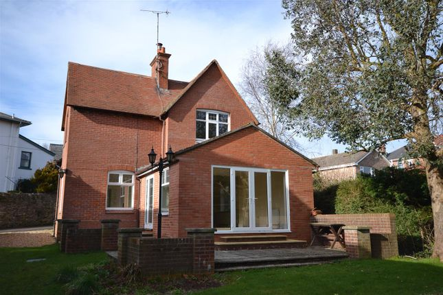 Thumbnail Detached house for sale in Longs Lane, Bridport