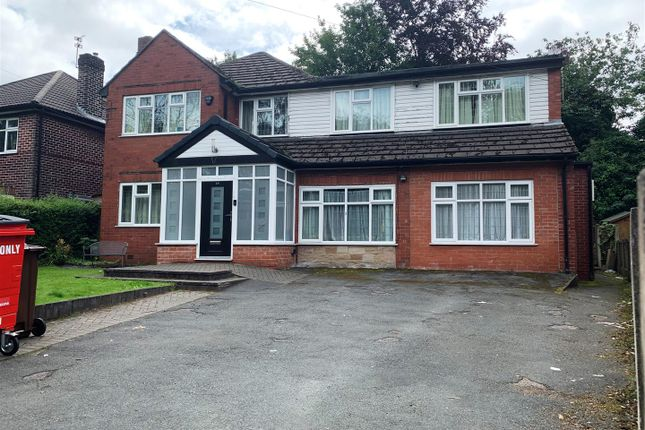 Thumbnail Detached house to rent in Upper Park Road, Salford