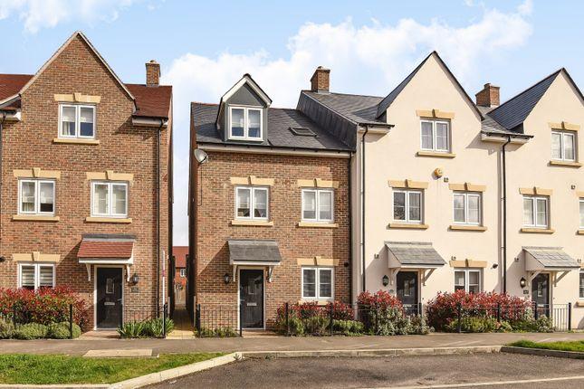 Thumbnail End terrace house for sale in Ellis Road, Wickhurst Green, Broadbridge Heath