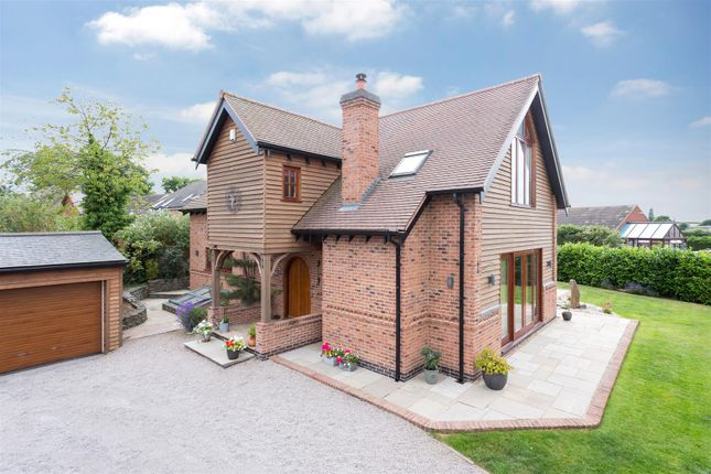 Thumbnail Detached house for sale in Main Street, Leire, Lutterworth