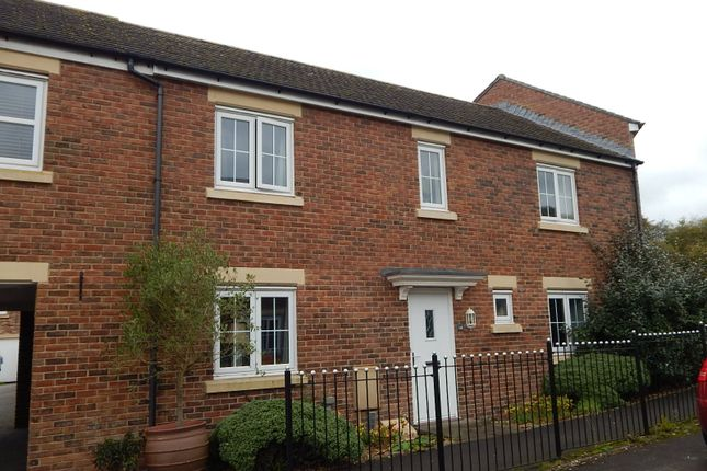 Thumbnail Terraced house to rent in Silure View, Burrium Gate, Usk