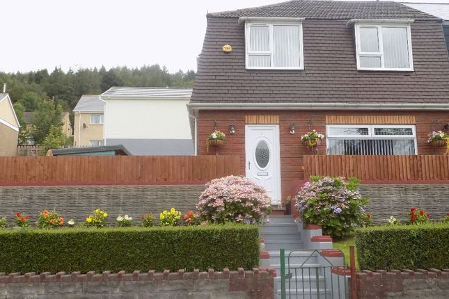 Thumbnail Terraced house for sale in Lawrence Avenue, Abertillery