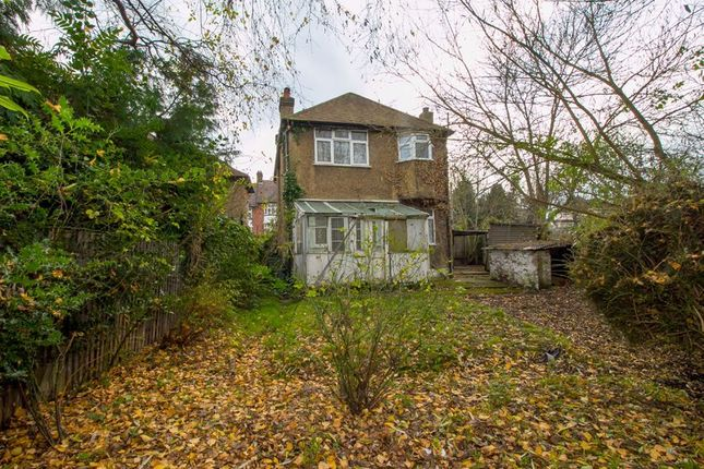 3 bed detached house for sale in Thorpewood Avenue, Sydenham