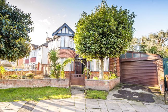 Thumbnail Detached house for sale in Somerset Gardens, Lewisham, London