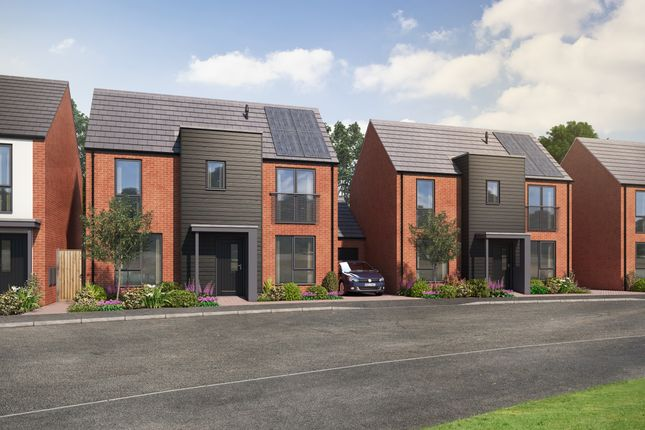 Thumbnail Detached house for sale in Kingsway Boulevard, Derby, Derbyshire