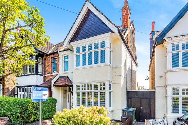 Thumbnail Semi-detached house for sale in Norbiton Avenue, Norbiton, Kingston Upon Thames