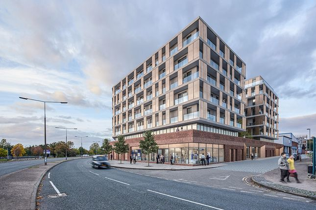 Flat for sale in Rose Place, Liverpool