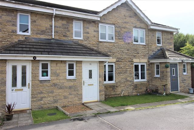 Thumbnail Terraced house to rent in Finsbury Close, Dinnington, Sheffield