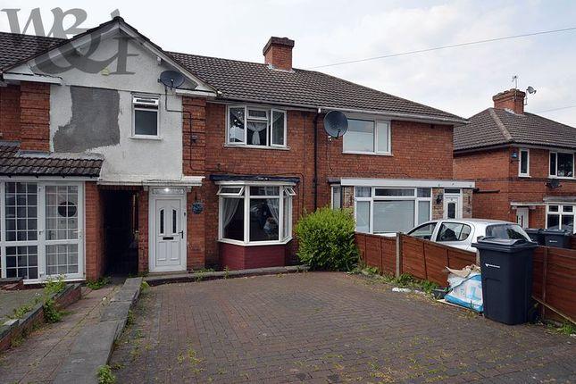 Thumbnail Semi-detached house for sale in Barnet Road, Erdington, Birmingham