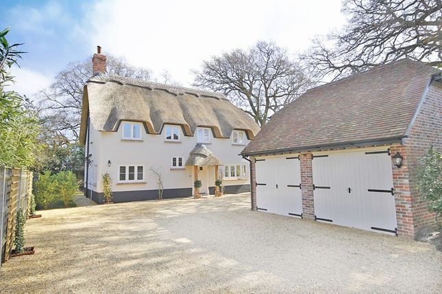 Thumbnail Detached house for sale in Meadow Lane, Burton, Christchurch