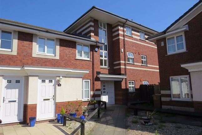 Thumbnail Flat to rent in Linen Court, Trinity Riverside, Salford