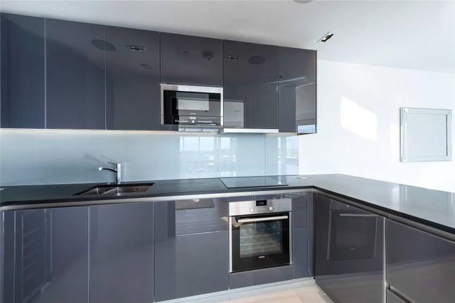 Kitchen of Skyline House, Dickens Yard, Longfield Avenue, London W5